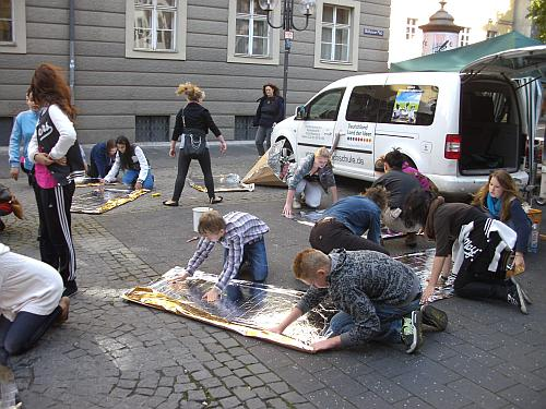 Faire Woche in Bonn