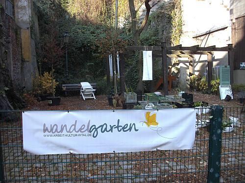 Wandelgarten