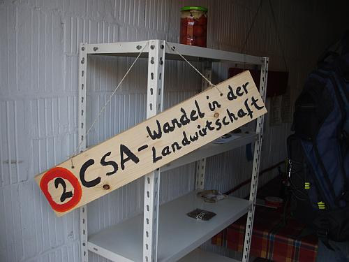 Witzenhausen CSA