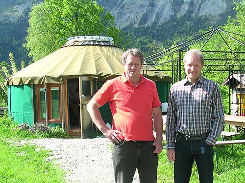 Andreas Kreutner und Eckhard Emde
