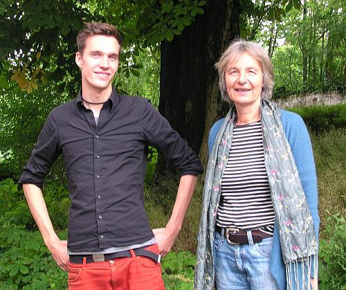Benjamin Best und Uta von Winterfeld, Wuppertal Institut