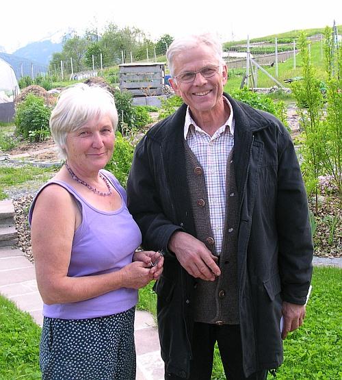 Hannelore und Oswald Steinlechner