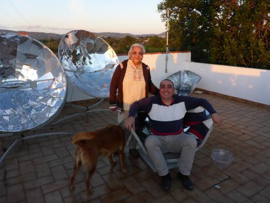 Celestino and Janak